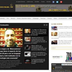Audiovisual 451 entrevista a Josep Amorós